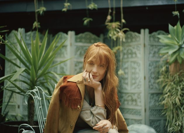 Florence + The Machine Announce North American Leg of World Tour