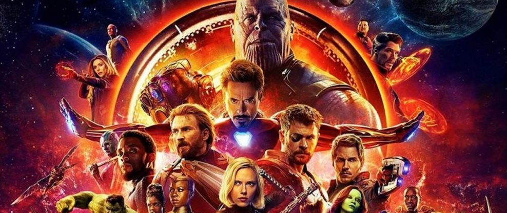 Avengers: Infinity War Passes $1bn In Just 11 Days