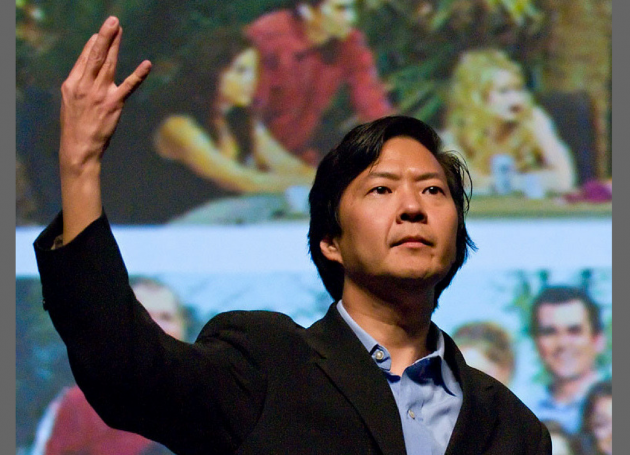 Ken Jeong Stops His Comedy Show To Attend To Audience Member