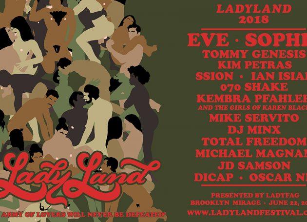 Inaugural LadyLand Festival Set For Brooklyn Bow