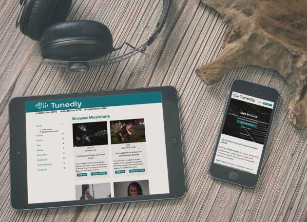 Tunedly Announces Roster of World-Renowned Session Musicians