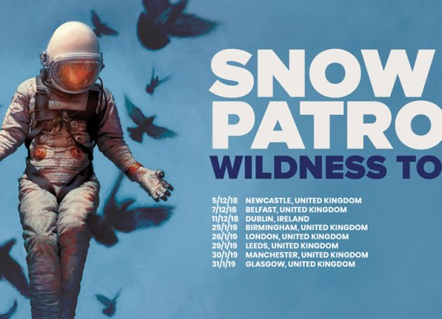 Snow Patrol Announces UK Tour