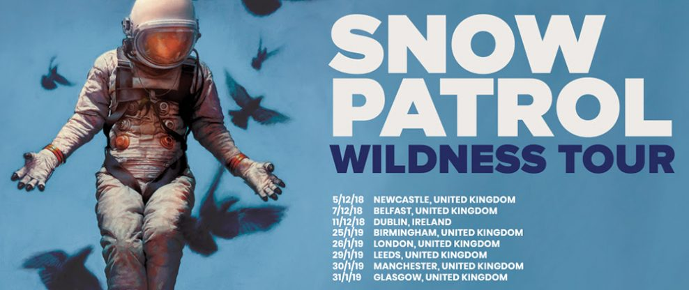 Snow Patrol Announces UK Tour