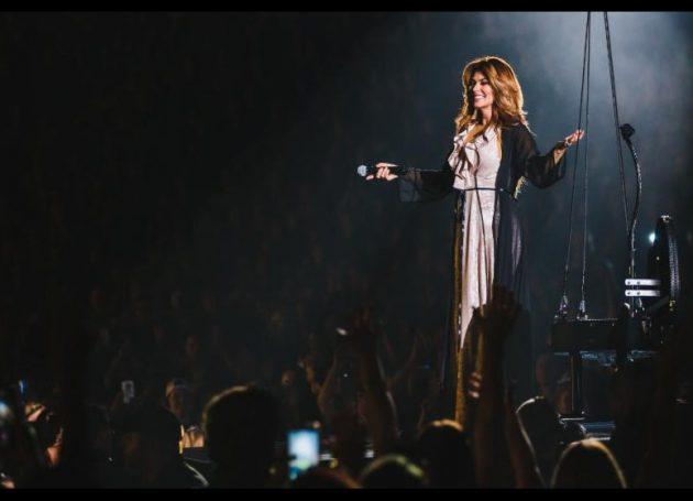 Shania Twain's 'Now' Tour Hits The Ground Running