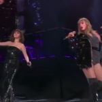 Selena Gomez Joins Swift For Rose Bowl Show