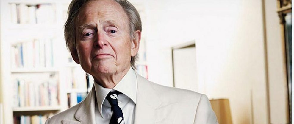 Author Tom Wolfe Dead At 88