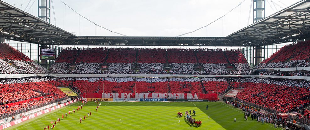 RheinEnergie Renews Stadium Naming Rights Deal With FC Köln