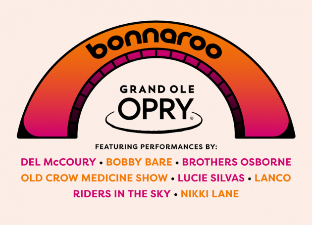 Opry Goes To Bonnaroo