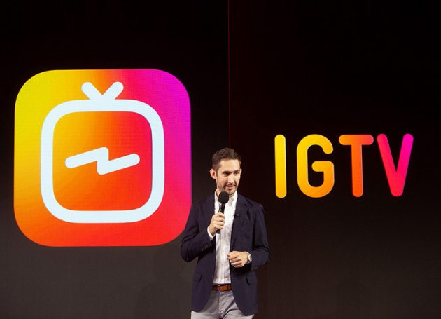 Instagram Launches IGTV, A New Long-Form Video Service Aimed At Content Creators
