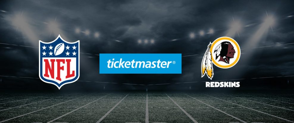 Ticketmaster, Redskins Renew Contract