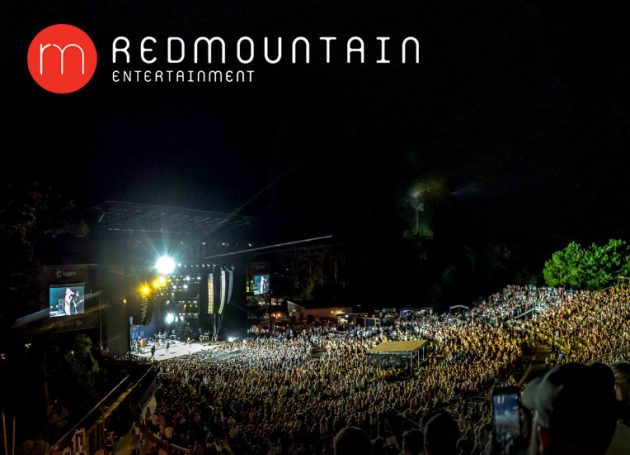 Live Nation Acquires Red Mountain Entertainment