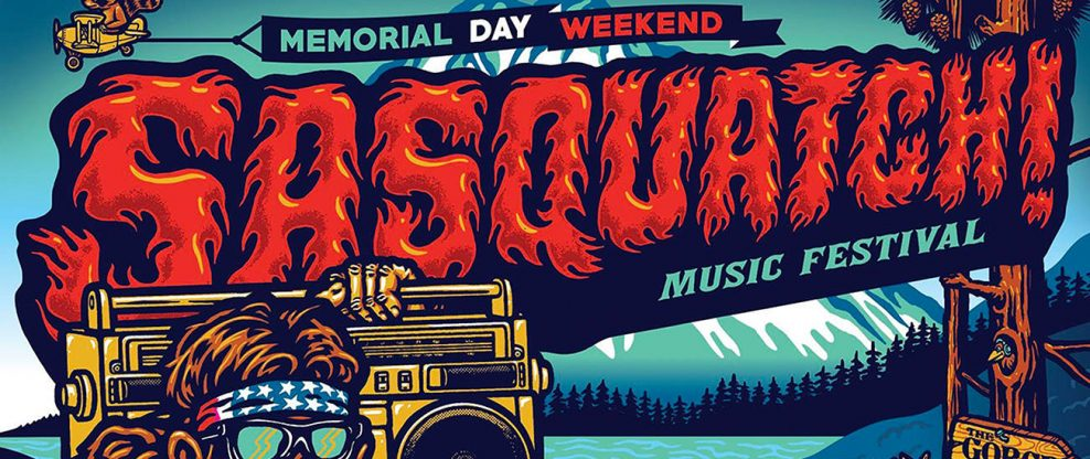 Sasquatch! Music Festival Calls It Quits