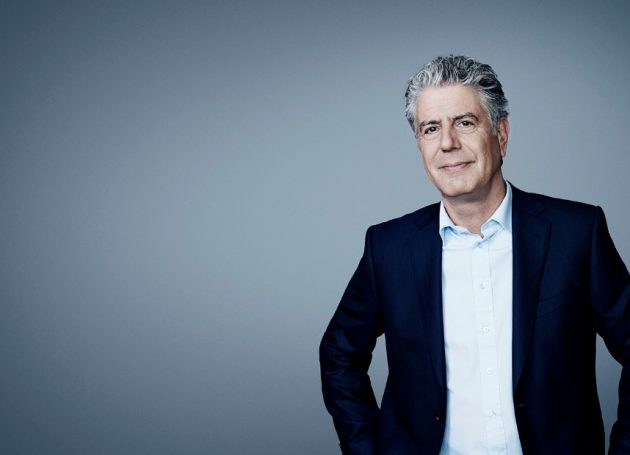 What I Learned From Anthony Bourdain About Music, Radio