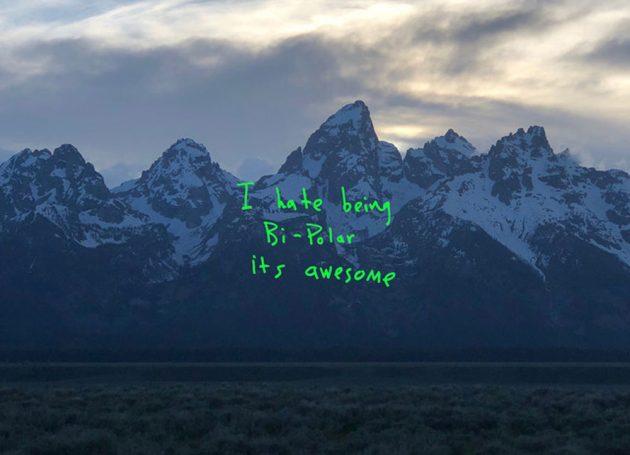 Ye's Album Length