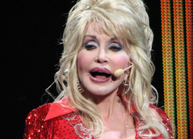 Dolly Parton Scores Netflix Anthology Series
