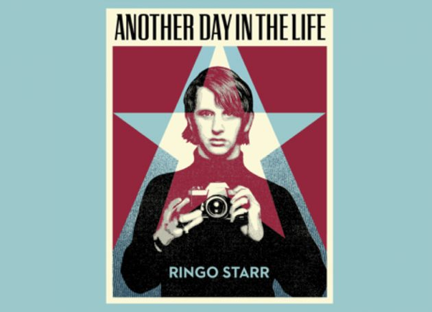 "Ringo Starr To Release New Book ""Another Day In The Life"" This Fall"
