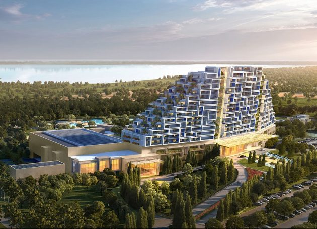 Cyprus Breaks Ground On Europe's Biggest Casino-Resort