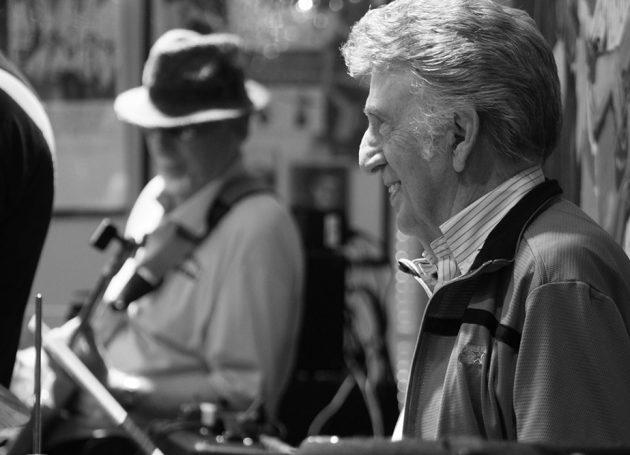 Longtime Elvis Presley Drummer DJ Fontana Passes