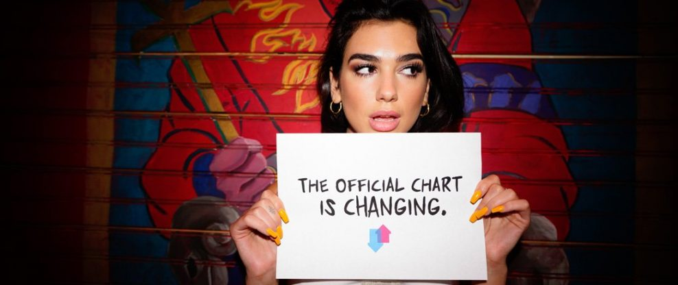 Official Charts Adds Video Streaming To Metrics