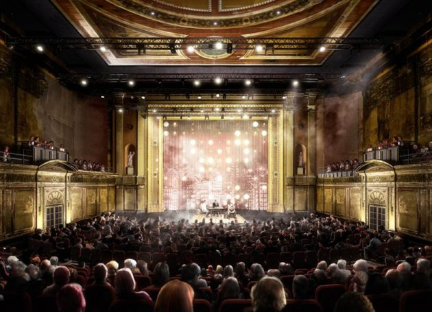 Theatre At Alexandra Palace Aiming To Re-Open For December Debut