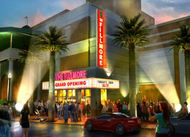 Live Nation Unveils Plans For The Fillmore At Harrah's New Orleans