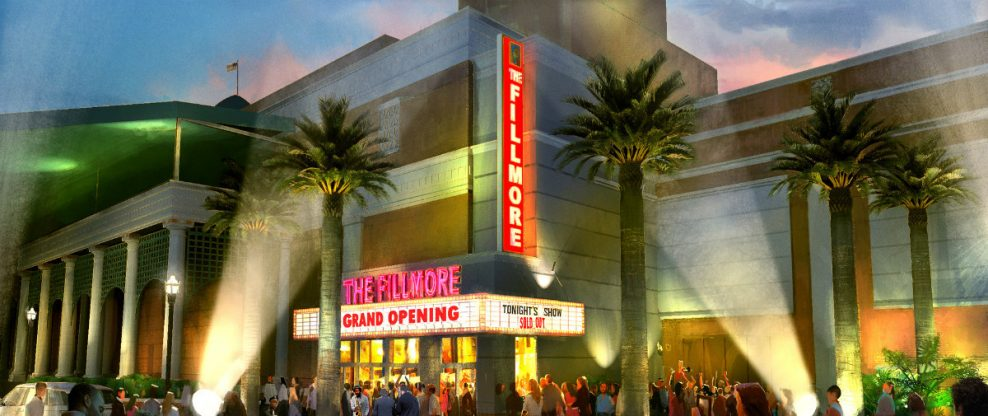 Foo Fighters To Open NOLA's Fillmore