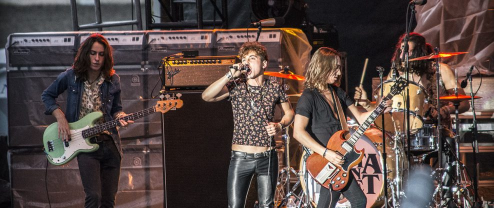 Greta Van Fleet Announces Massive World Tour