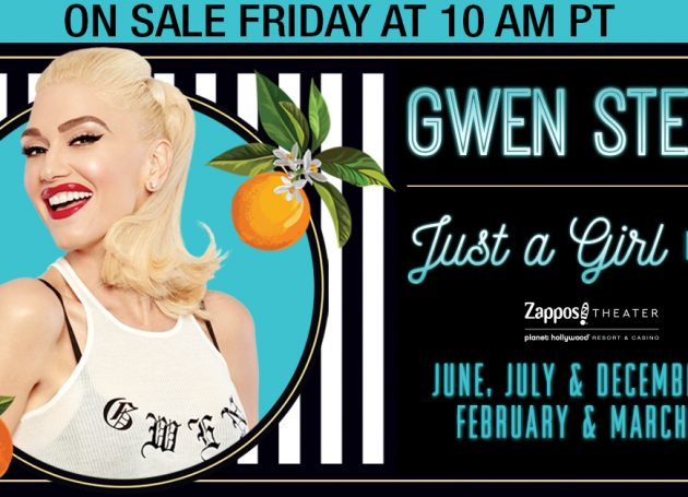 Gwen Stefani Debuts New Las Vegas Show At Planet Hollywood