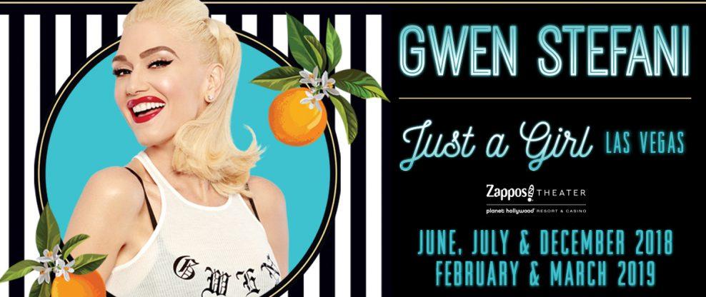 Gwen Stefani Debuts New Las Vegas Show At Planet Hollywood