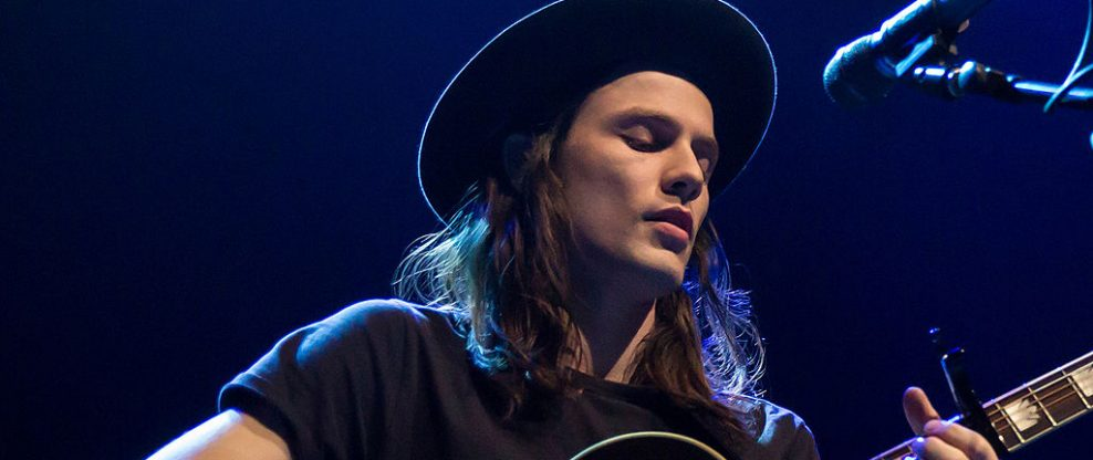 James Bay Sings Song With Rolling Stones
