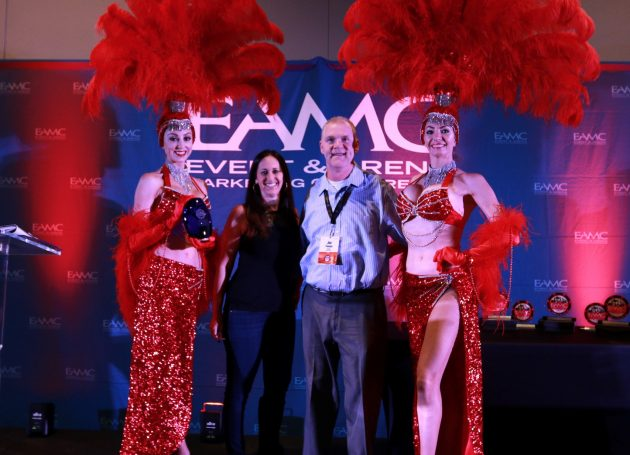 EAMC Holds Awards Ceremony In Vegas