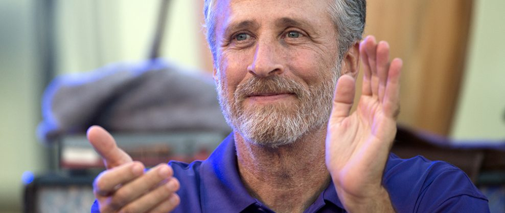 Jon Stewart To Appear In Benefit For Count Basie Theatre In Red Bank