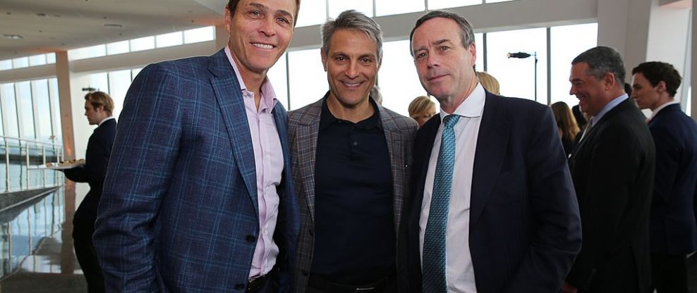 Ari Emanuel Talks At Venues Now Conference