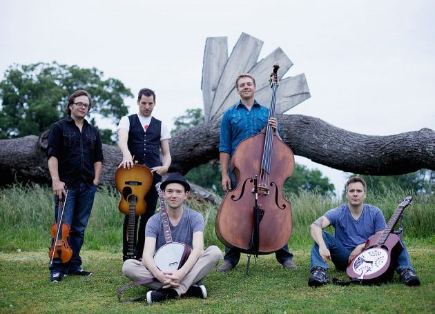 The Infamous Stringdusters Announce 'Another' Tour