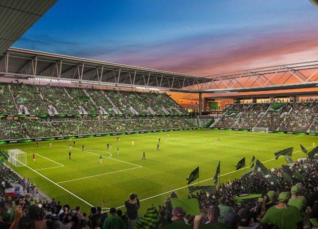 Precourt Sports Ventures Submits Austin MLS Stadium Proposal