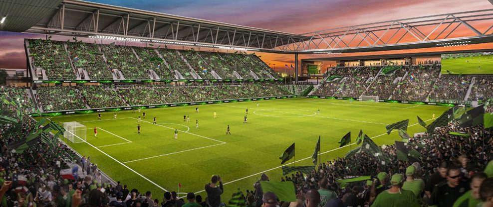 Precourt Sports Ventures Submits Austin MLS Stadium Proposal