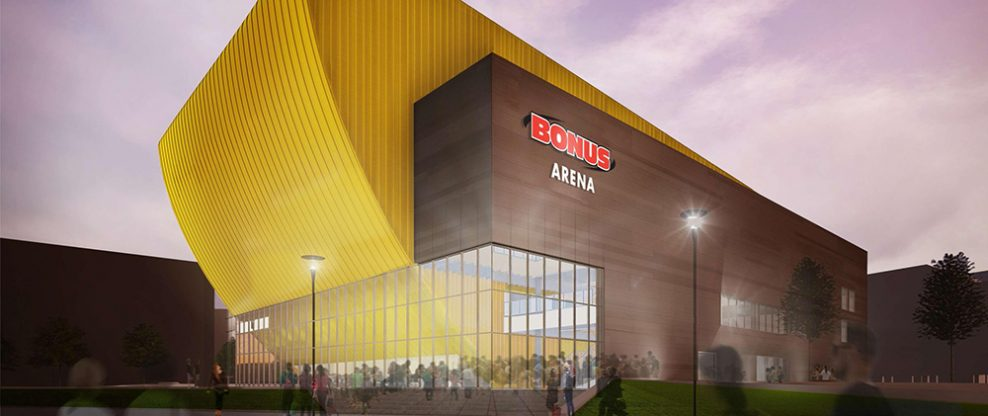 New Naming Rights Deal For SMG-Operated Hull Arena