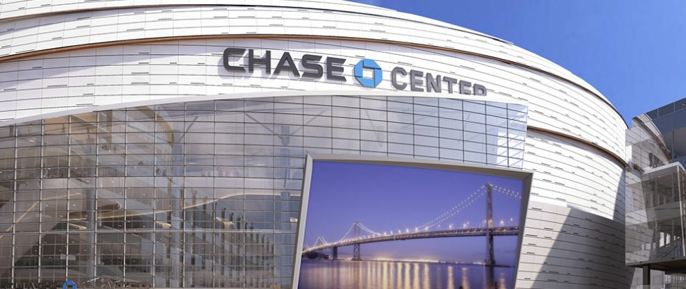 Kim Stone Named General Manager Of The Chase Center