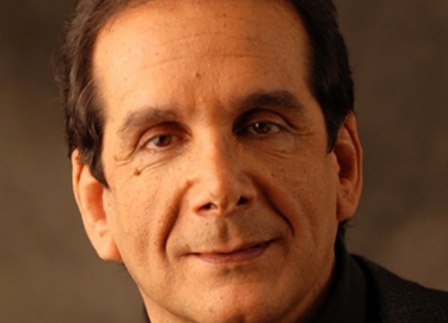 Dr. Charles Krauthammer