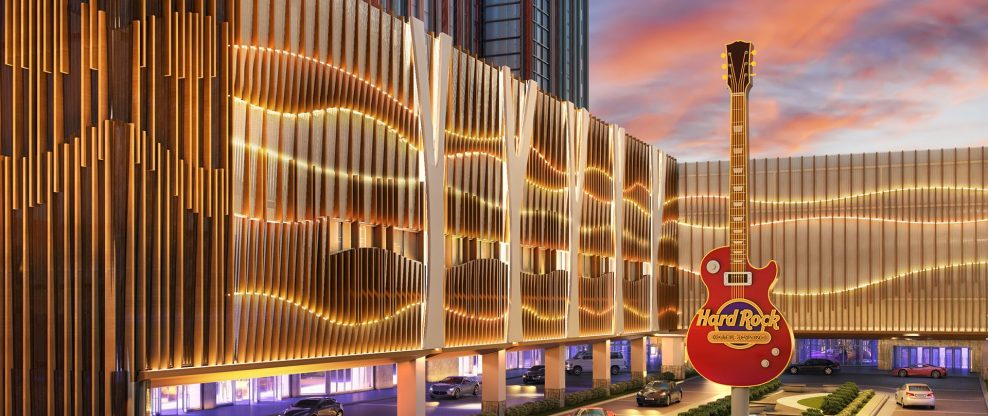 Hard Rock Atlantic City To Celebrate Grand Opening Today