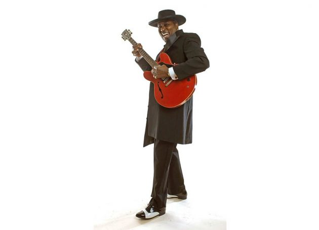 Chicago Blues Legend Eddy Clearwater Passes