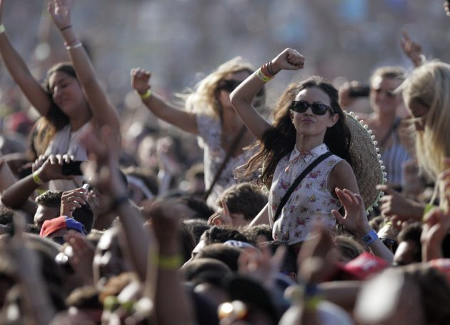 Study Shows Nearly Half Of Females Harassed At Festivals