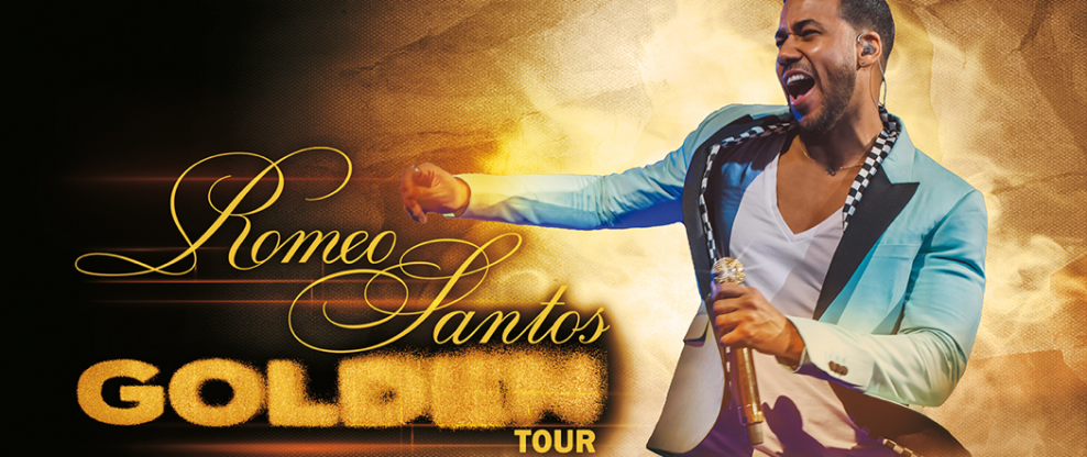 Romeo Santos Announces New Dates For 'Golden' Tour