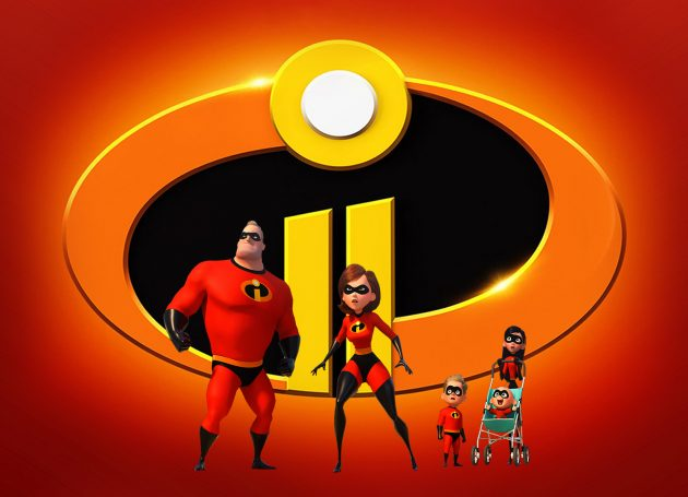 'Incredibles 2' Has An Incredible Debut Weekend