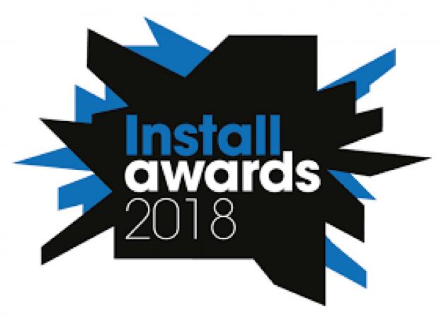Install Award Winners 2018