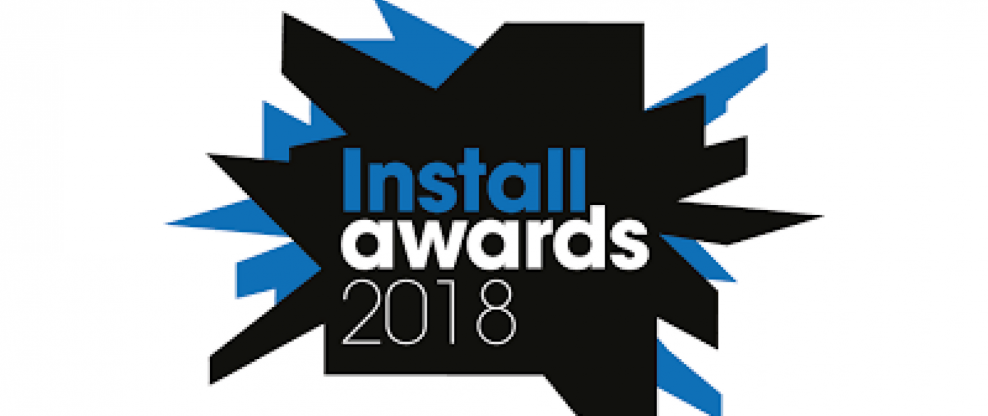 Install Award Winners 2018
