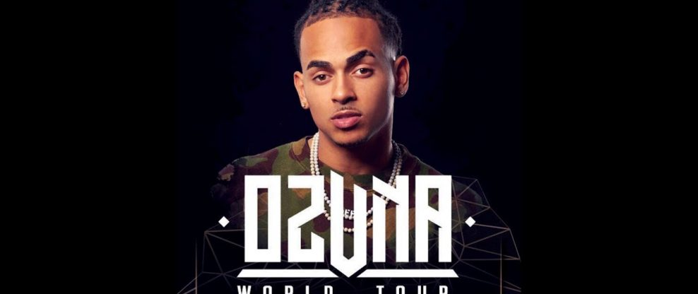 Ozuna Announces Third Run of US Tour Dates In Less Than A Year