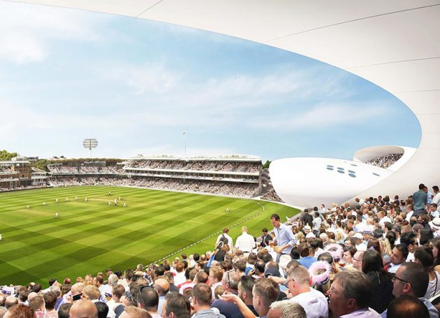 New Plans For Lord's Cricket Ground Stadium Upgrades Revealed