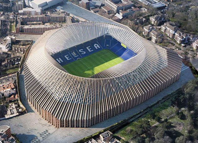 Chelsea Football Club's New Stadium In Limbo After Russian Oligarch Runs Into Visa Headwinds