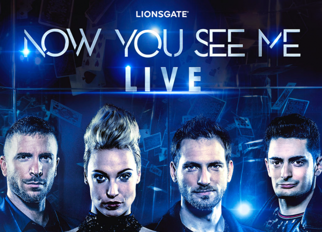 'Now You See Me' To Become A Live Show
